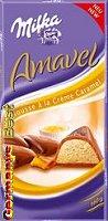 Milka Amavel Mousse a la Creme Caramel