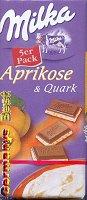 Milka Aprikose & Quark