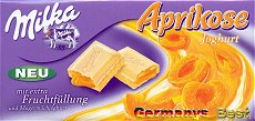 Milka Apricot Yoghurt