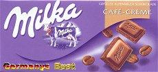 Milka Cafe Creme