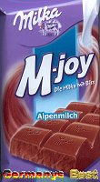 Milka M-joy Alpenmilch