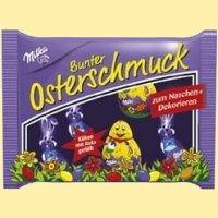 Milka Bunter Osterschmuck