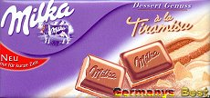 Milka a la Tiramisu -Only for a short time-