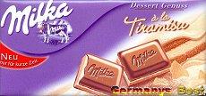 Milka a la Tiramisu -Only for a short time-