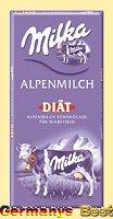 Milka Alpenmilch – Diaet