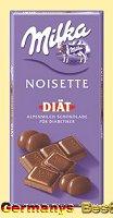 Milka Noisette – Diaet