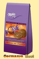 Milka Exklusive Kugeln Mousse Au Chocolate