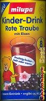 Milupa Kinder-Drink Rote Traube