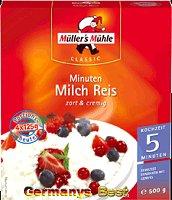 Müllers Mühle Minuten Milch Reis