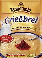 Mondamin Grießbrei Vanille