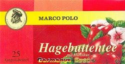 Marco Polo Hagebuttentee, 25 Beutel