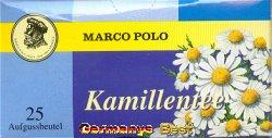 Marco Polo Kamillentee, 25 Beutel