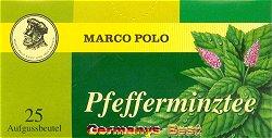 Marco Polo Pfefferminztee, 25 Beutel
