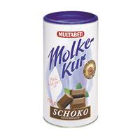 Multaben Pulver Molke Kur, Schoko