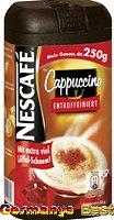 Nescafe Cappuccino Entkoffeiniert