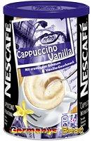 Nescafe Cappuccino Vanilla -Dose-