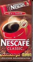 Nescafe Classic, 10 Tassenportionen