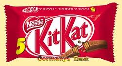 Nestle 5x Kikat