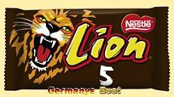 Nestle 5x Lion