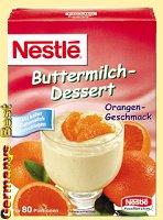 Nestle Buttermilch Dessert Orange