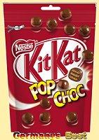 KitKat Pop Choc Beutel