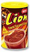Nestle Lion Choco Caramel Drink