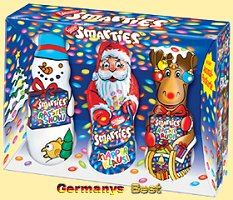Nestle Smarties X-Mas 3 Minis Mix
