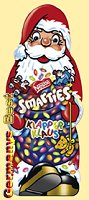 Nestle Smarties X-Mas Klapper Klaus