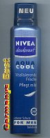 Nivea Deo Spray Aqua Cool