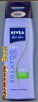 Nivea 2 in 1 Shampoo Plus
