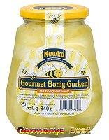 Nowka Gourmet Honig-Gurken