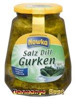 Nowka Salz Dill Gurken