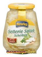Nowka Sellerie Salat Scheiben