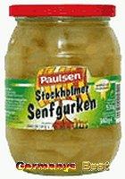Paulsen Stockholmer Senfgurken