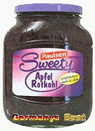 Paulsen Sweety Apfel Rotkohl