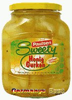 Paulsen Sweety Honiggurken