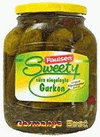 Paulsen Sweety Gurken -süss eingelegt-