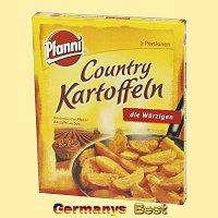 Pfanni Country Kartoffeln -die Würzigen-