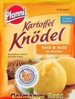 Pfanni Kartoffel Knödel Halb & Halb Der Klassiker