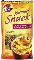 Pfanni Kartoffel Snack mit Champignons & Frühlingszwiebeln