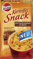 Pfanni Kartoffel Snack mit Lauchzwiebeln & Speck