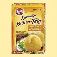 Pfanni Kartoffel Knödel Teig Halb & Halb Der Klassiker