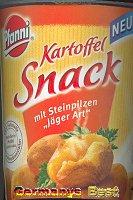 Pfanni Kartoffel Snack mit Steinpilzen -Jaeger Art-