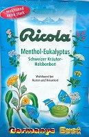 Ricola Menthol-Eukalyptus