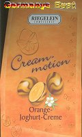 Riegelein Cream Motion Orange Joghurt-Creme