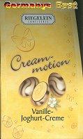 Riegelein Cream Motion Vanille Joghurt-Creme