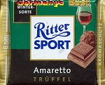 Ritter Sport Amaretto Trüffel