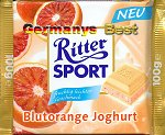 Ritter Sport Blood Orange Yogurt