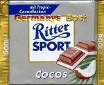 Ritter Sport Cocos