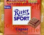 Ritter Sport Cognac Truffle (Limited Edition)